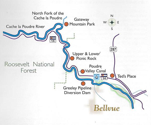 Driving Tours Cache La Poudre River National Heritage Area