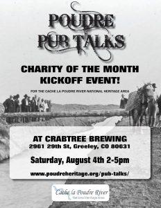 Poudre Pub Talk @ Crabtree Brewing | Greeley | Colorado | United States